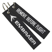 Llavero  Remove Before Flight ® Embraer