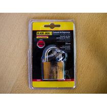 Candado De Seguridad Black Jack 38mm