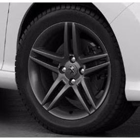 Roda Peugeot 308 Thp 17 + Pneus 225/45/17 Novos 307 408 C4