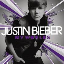 Cd Justin Bieber - My Worlds (969768)