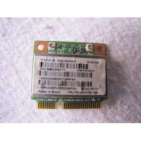 Pci Wireless Pn 04w3790 Original Do Notebook Lenovo G485