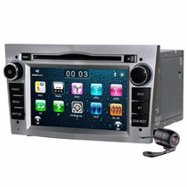 Central Multimidia Meriva Gps Dvd Tv Bluetooth Cam Ré