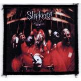 Patch Sublimado - Slipknot - Capa 1o Album (patch 24)