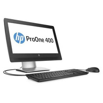 All In One Hp Proone 400 G2 20¨ Non-touch Ci3-6300t 8gb 1t