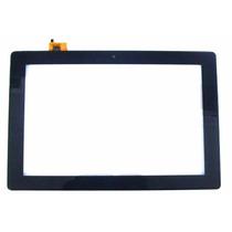 Tela Vidro Touch Notebook E Tablet Positivo Zx3020 -b11