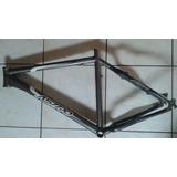 Quadro De Bicicleta Astro Smoother Alumínio E Fibra Caborno.