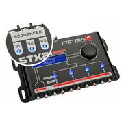 Processador Crossover Stetsom Stx2448 C/ Sequênciador