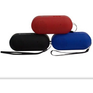 Bocina Stylos Bluetooth Pildora Azul Ios  Android  Stsplx1a