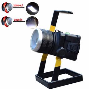 Reflector Portatil De 30 Wats Xml T6 Recargable,inalámbrico
