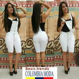 Jeans Braga Pesquero *overol* Mujer