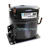 Compresor 1 Hp Refrigeracion Tecumseh 220v R22 Nuevos