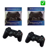 Pack X 2 Joystick Playstation3 Dualshock3 Inalambrico Sale !