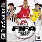 Fifa Soccer 2004 Ps1 Nuevo Sellado De Colección,envio Gratis