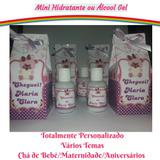 Promoção Álcool Gel Maternidade Chá De Bebê / Montado