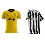 Nueva Camiseta Juventus Titular-suplente 2017-2018 adidas