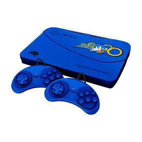 Master System Evolution - Blue - 132 Jogos