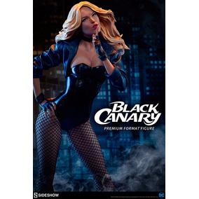 Black Canary Sideshow Exclusive (leia O Anuncio)
