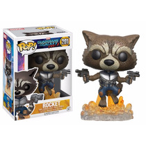 Funko Pop Guardians Of The Galaxy Vol.2 Rocket