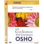 Dvd + Libro Osho - El Significado De Los Celos - Regalo