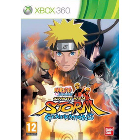 Naruto Ultimate Ninja Storm Generations Xbox 360