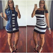 Colete Jeans Max Desfiado Luxo Moda Blogueira Instagram 2017