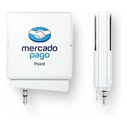Mercado Point Lector De Tarjetas Credito Debito + Stickers