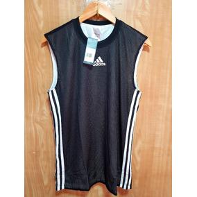 8e69d87983 Camiseta Regata Adidas Dribler. Dupla Face. Nova. Original ...