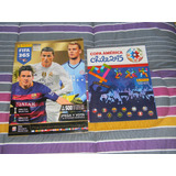 Album Futbol Copa America 2015 Y Fifa 2016