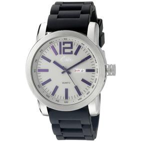 Reloj De Pulsera De Cuarzo P Hombre Odin 8054-5m Gy
