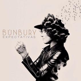 Enrique Bunbury Expectativas Cd Nuevo Heroes Del Silencio