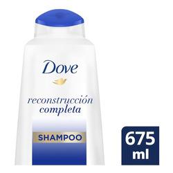 Shampoo Dove Reconstrucción Completa 675ml