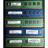 Memoria Ram Ddr3 2gb Pc3-10600u 1333 Mhz