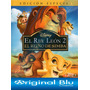 El Rey León 2 El Reino De Simba - Blu Ray Original - Almagro