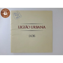 Cd Legião Urbana Dois - Ganha Capa Nova De Brinde - A6