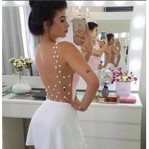 Body Blusa Decote Tule Com Pérolas Blogueiras Verão 2017