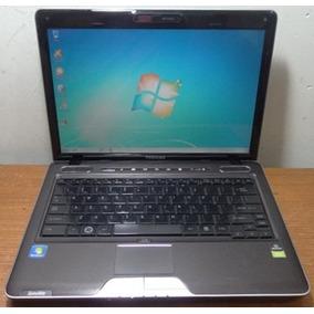 Notebook Toshiba Satellite U505 Core I3 2.1ghz 4gb Hd-500gb