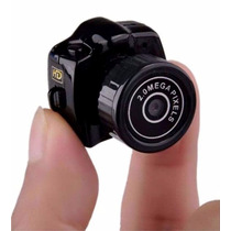 Mini Micro Camera Dv Filmadora 720p 2g Espia Menor Do Mundo
