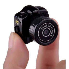 Mini Micro Camera Dv Filmadora 720p 2g Espiã Menor Do Mundo