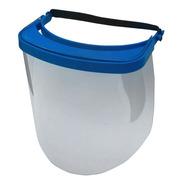 Mascara Visor Protector Facial Tivoli Azul X10