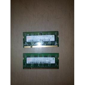 Memoria Ddr2 512mb Para Laptop