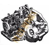 Manual De Taller - Caja Automatica Renault Mb1 3 Mj1 3 Ml1 *