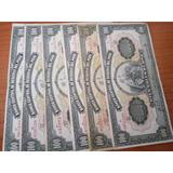 Billetes Antiguos Peru Lote