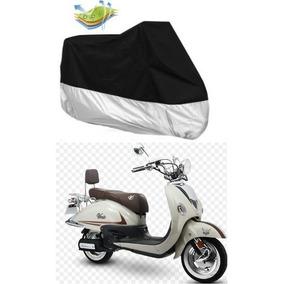 Funda L 100% Impermeable Scooter Vento Hot Rob Street Rob