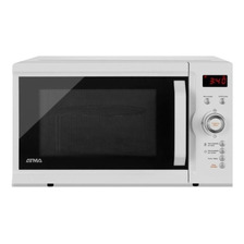 Microondas Grill Atma Easy Cook Md1723gn   Blanco 23l 220v
