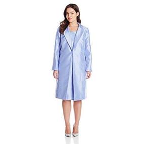 Le Suit Traje Sastre 2 Piezas Vestido Y Saco Blazer. Extra
