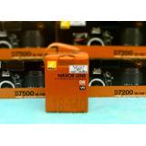 Lente 18-140mm Nikon - Nuevo C/caja