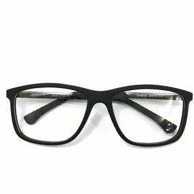 Óculos P grau Masculino Grande Armações Nova Quadrado 52429772e0