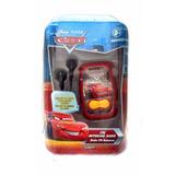 Radio Fm Autoscan Cars Disney Intek - Jugueteria Aplausos