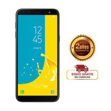 Samsung Galaxy J6 Ss (sm-j600) Black
