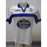 Camiseta Deportivo La Coruña Lotto 2012 2013 Marchena #24 M